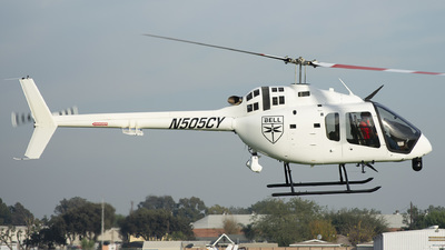 N505CY - Bell 505 Jet Ranger X - Bell Helicopter Textron