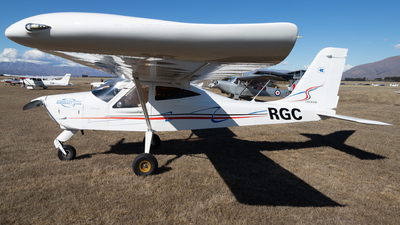 ZK-RGC - Tecnam P92 Echo Classic - Canterbury Recreational Aircraft Club
