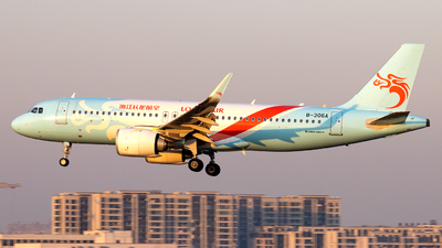 A picture of B306A - Airbus A320251N - Loong Air - © XPHNGB