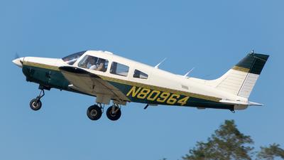 N80964 - Piper PA-28-161 Warrior II - Private