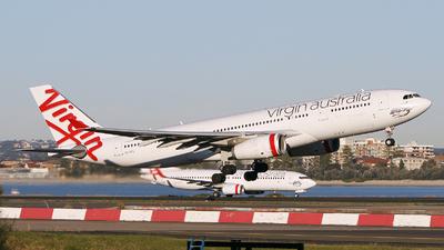 VH-XFE - Airbus A330-243 - Virgin Australia Airlines