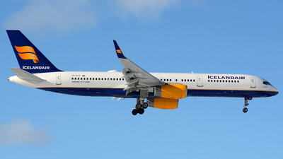 TF-FIT - Boeing 757-256 - Icelandair