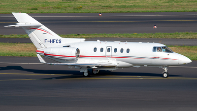 F-HFCS - Hawker Beechcraft 900XP - VallJet