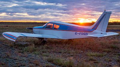 C-FDGN - Piper PA-28-140 Cherokee - Private