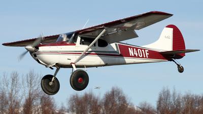 N401F - Cessna 170B - Private