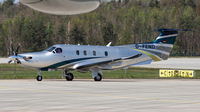D-FEND - Pilatus PC-12/47E - Private