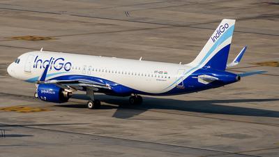A picture of VTIZO - Airbus A320271N - IndiGo - © Sandeep Pilania