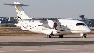 OY-NCJ - Dornier Do-328-310 Jet - Sun Air