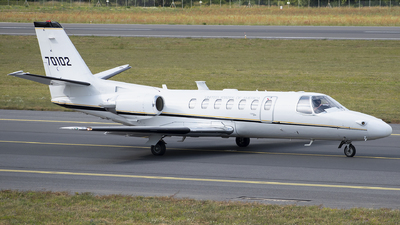 97-00102 - Cessna UC-35A1 Citation Ultra - United States - US Army