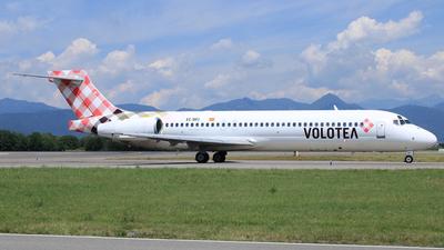 EC-MFJ - Boeing 717-2CM - Volotea
