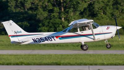 N3540T - Cessna 172R Skyhawk - Solo Aviation