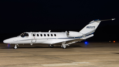 N623TS - Cessna 525B CitationJet 3 - Private
