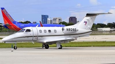 N826E - Embraer 500 Phenom 100E - Private