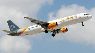 9H-AME - Airbus A321-231 - Sky Cana (Avion Express Malta)