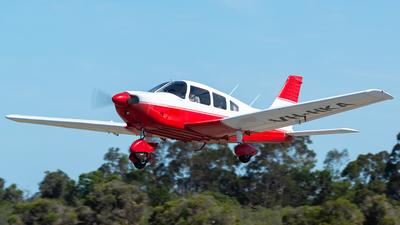 A picture of VHHKA - Piper PA28181 - [287690014] - © Dallas Presser