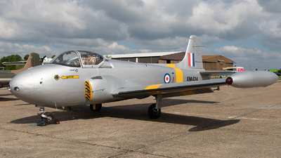 G-BWDS - Hunting Percival Jet Provost T.3A - Private