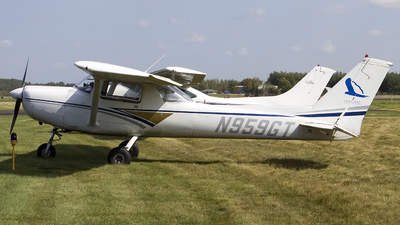 N959GT - Cessna 152 - Inflight Pilot Training
