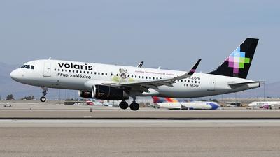 N525VL - Airbus A320-233 - Volaris
