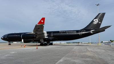 9H-TQM - Airbus A340-313X - Hifly