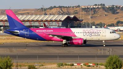 A picture of HALPJ - Airbus A320232 - Wizz Air - © Marcel Schmidt