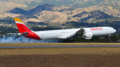 EC-JLE - Airbus A340-642 - Iberia