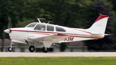 N7993M - Beechcraft 35-C33A Bonanza - Private