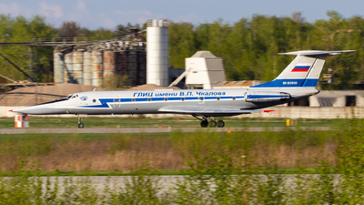 RF-95950 - Tupolev Tu-134UBL - Russia - Air Force