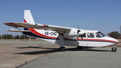 5B-CHD - Britten-Norman BN-2A-26 Islander - Private