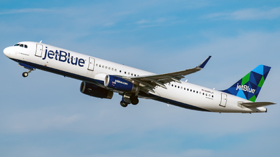N985JT - Airbus A321-231 - jetBlue Airways