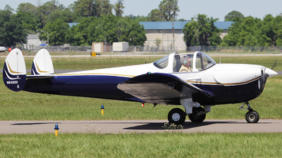 N94320 - Erco Ercoupe 415CD - Private