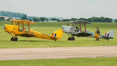 G-ANRM - De Havilland DH-82A Tiger Moth - Private