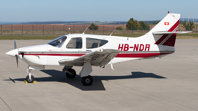 HB-NDA - Rockwell Commander 112TC - Private