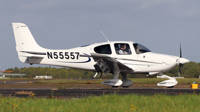 N55557 - Cirrus SR20 - Private