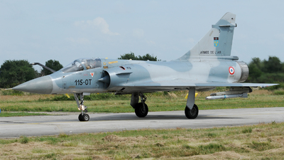 5 - Dassault Mirage 2000C - France - Air Force