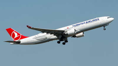 A picture of TCLNF - Airbus A330303 - Turkish Airlines - © Alp AKBOSTANCI