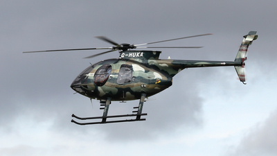 A picture of GHUKA - MD Helicopter MD 369E - [0298E] - © Peter Baldwin