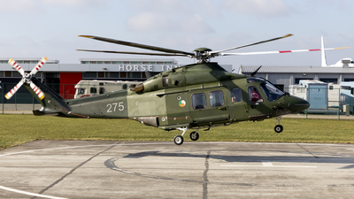 275 - Agusta-Westland AW-139 - Ireland - Air Corps