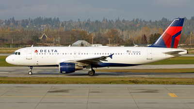N325US - Airbus A320-211 - Delta Air Lines