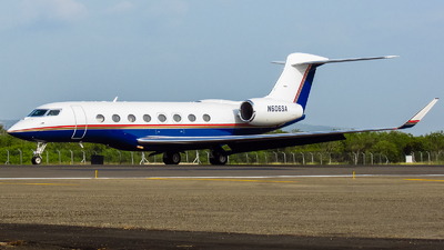 N606SA - Gulfstream G650ER - Private
