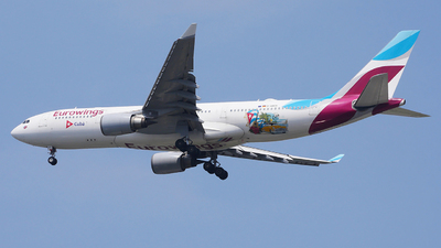 A picture of DAXGA - Airbus A330203 - [0530] - © Woody Wuthiwong