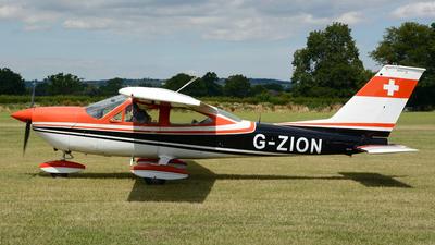 G-ZION - Cessna 177B Cardinal - Private