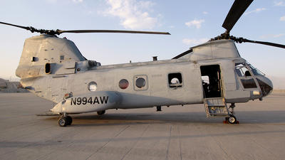 N994AW - Boeing Vertol CH-46E Sea Knight - United States - Department of State