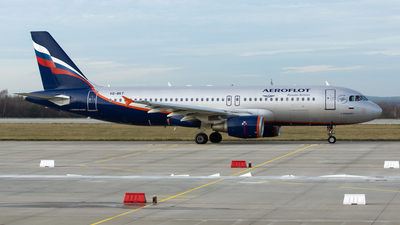 A picture of VQBKT - Airbus A320214 - Aeroflot - © Stephan Wagner