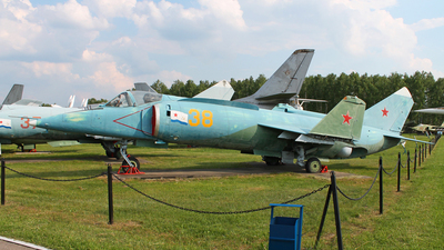 38 - Yakovlev Yak-38 Forger - Russia - Navy