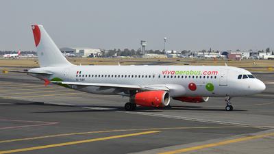 XA-VAH - Airbus A320-232 - VivaAerobus