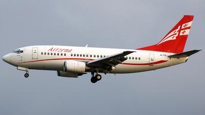 A picture of 4LTGI - Boeing 737505 - [26336] - © Marius Hoepner