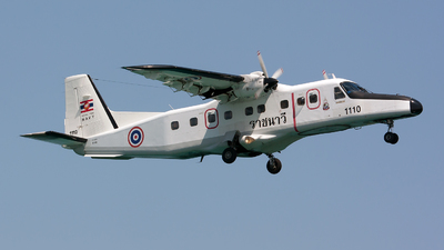 1110 - Dornier Do-228-212 - Thailand - Royal Thai Navy