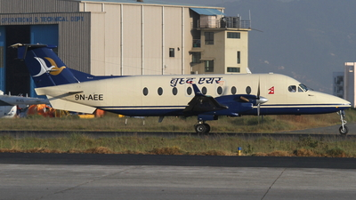 A picture of 9NAEE - Beechcraft 1900D - Buddha Air - © Robin Frosch