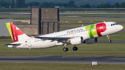 A picture of CSTNG - Airbus A320214 - TAP Air Portugal - © Gaëtan De meyer