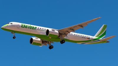 EC-NHA - Embraer 190-400STD - Binter Canarias
